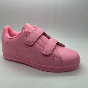 Girls Shoess Grosby Courtney Pink Casual Sneaker